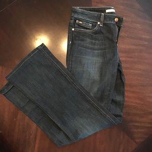 """Joe's jeans """"Honey"""" bootcut jean"""